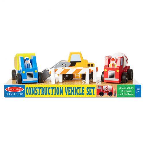 Drevené stavebné vozidlá 4