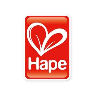 Hape logo - Little Rabbit