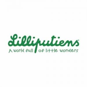 Lilliputiens logo - Little Rabbit