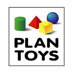 Plan Toys logo - Little Rabbit