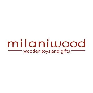 Milaniwood logo - Little Rabbit