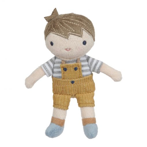 Bábika Jim 10 cm 2