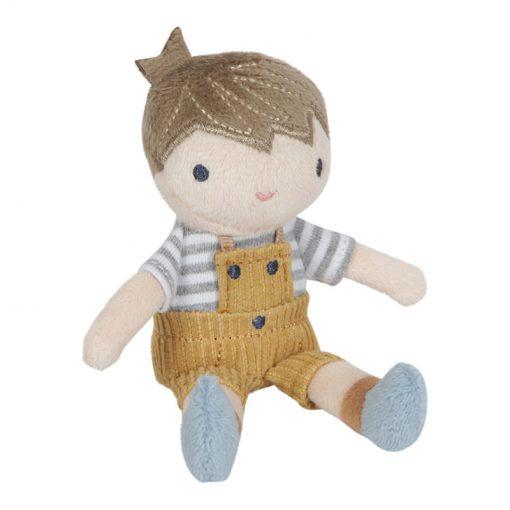 Bábika Jim 10 cm 3