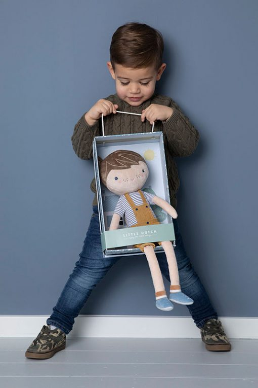 Bábika Jim 50 cm 6