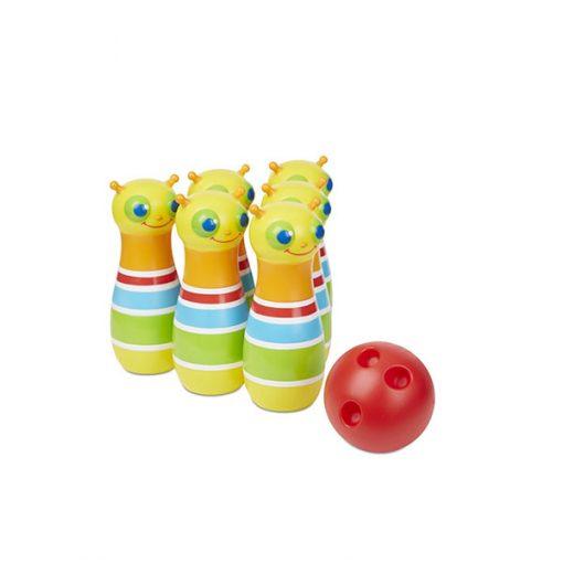 Bowlingový set - Chrobáčik Giddy 1