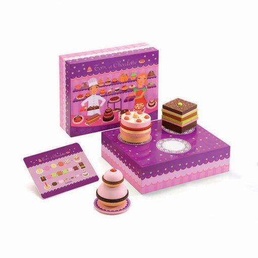 Cukráreň (sada pre rolové hry) 1