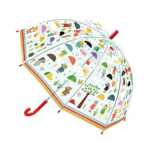 Dáždnik - Dážď 1