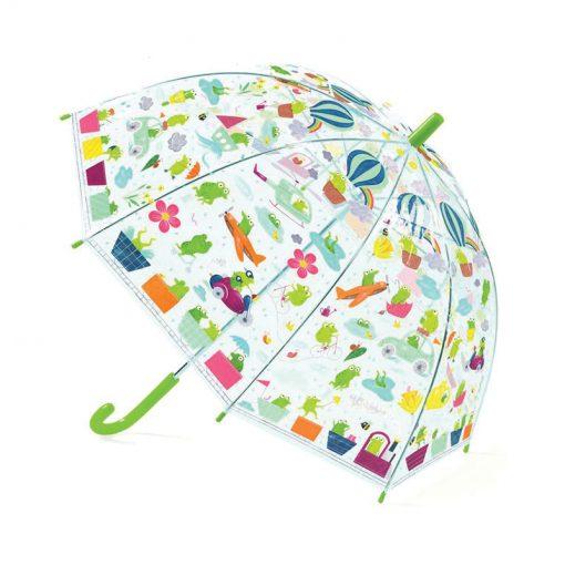 Dáždnik - Žabky 1