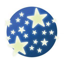 Dekorácia na stenu - Hviezdy 1