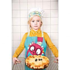 Detská zástera a kuchárska čiapka Georges 1