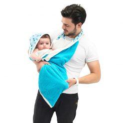Detský uterák - Modrý 2