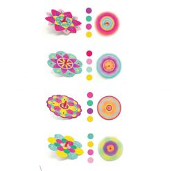 DIY Krúživky - Kvety 2