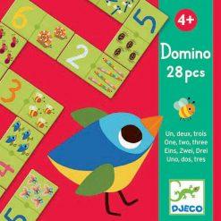 Domino Raz, dva, tri 1