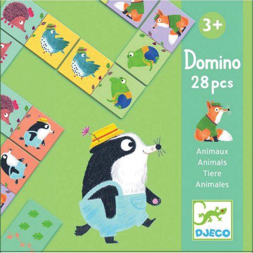 Domino zvieratká 1