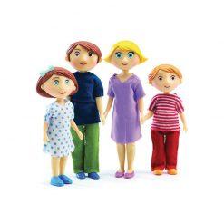 Doplnky k domu pre bábiky Gaspard & Romy (rodinka) 1
