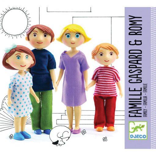 Doplnky k domu pre bábiky Gaspard & Romy (rodinka) 2