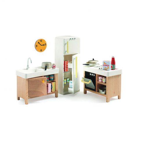 Doplnky k domu pre bábiky Kuchyňa 1