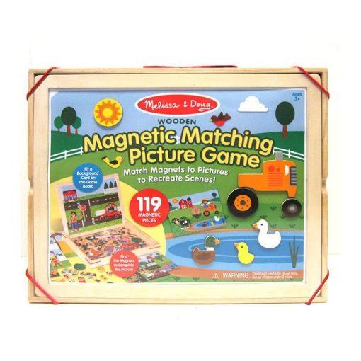 Drevená magnetická hra 2