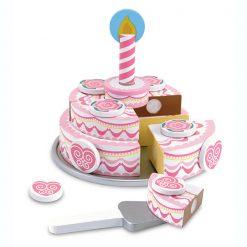 Drevená torta 1