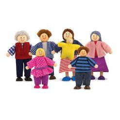 Drevené bábiky 1