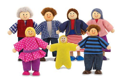 Drevené bábiky 2