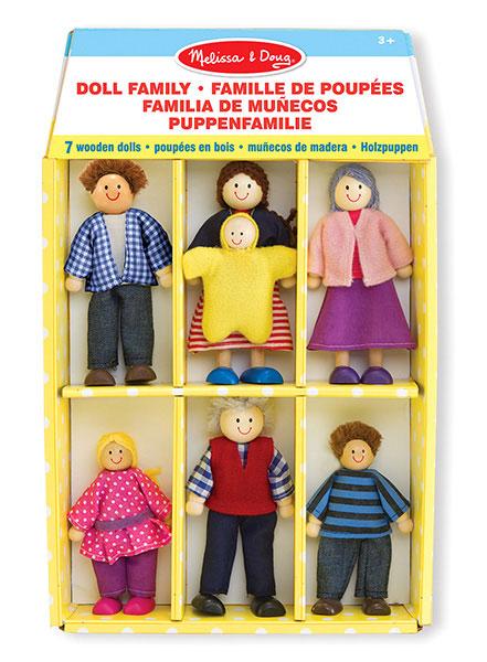Drevené bábiky 3
