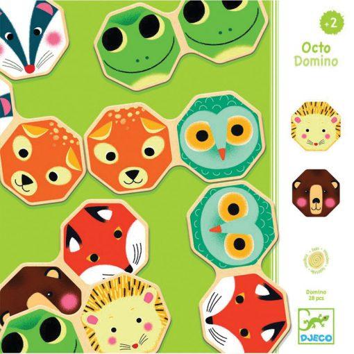 Drevené domino Octo domino 1