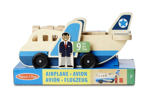 Drevené lietadlo 2