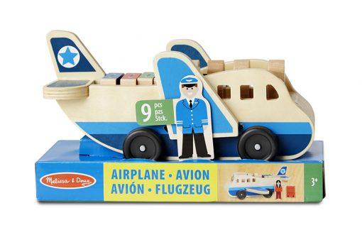 Drevené lietadlo 3