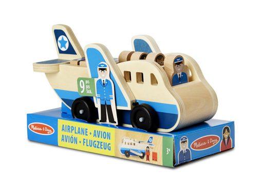 Drevené lietadlo 4