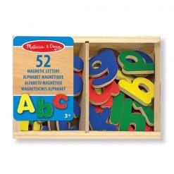 Drevené magnetky - Abeceda 1