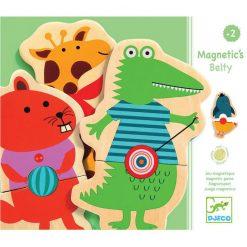 Drevené magnetky Betty 1