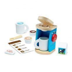 Drevený kávový set 1