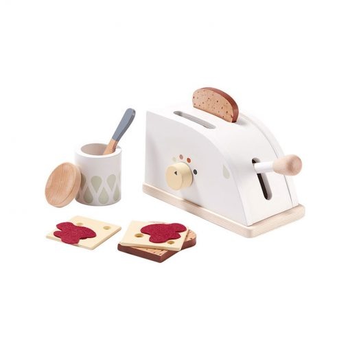 Drevený toaster 1