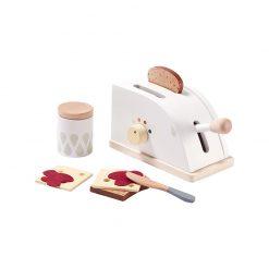 Drevený toaster 2