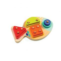Edukatívna hračka - 1, 2, 3, 4 Bloop 1