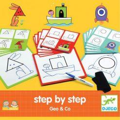 Eduludo Kreslenie krok za krokom Geo 1