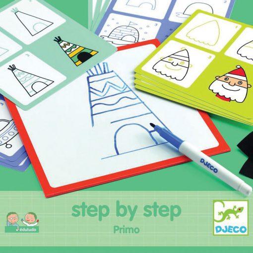 Eduludo Kreslenie krok za krokom Primo 1