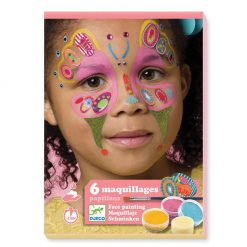Farby na tvár - Motýle 1