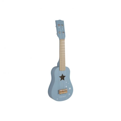 Gitara - modrá 1