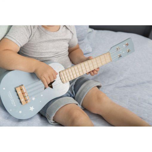 Gitara - modrá 2