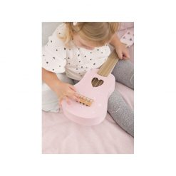 Gitara - ružová 2