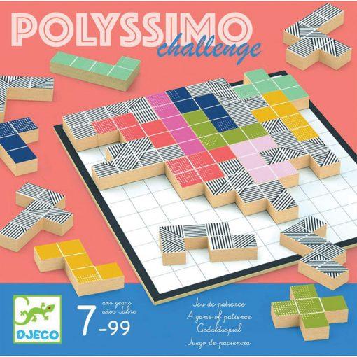 Hlavolam - Polyssimo Challenge 1