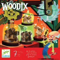 Hlavolam Woodix 1