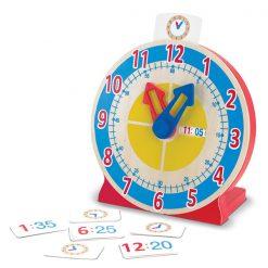 Hodinky - Natoč a povedz koľko je hodín 2