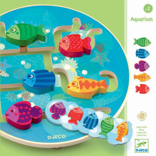 Hra pre najmenších Akvárium 1