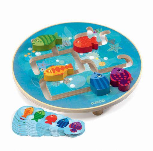 Hra pre najmenších Akvárium 2