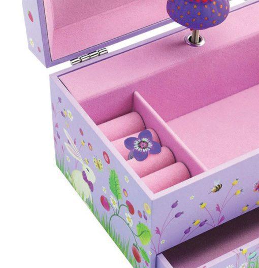 Hracia skrinka - Princezná 2