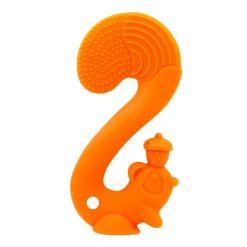Hryzátko veverička - Oranžové 1