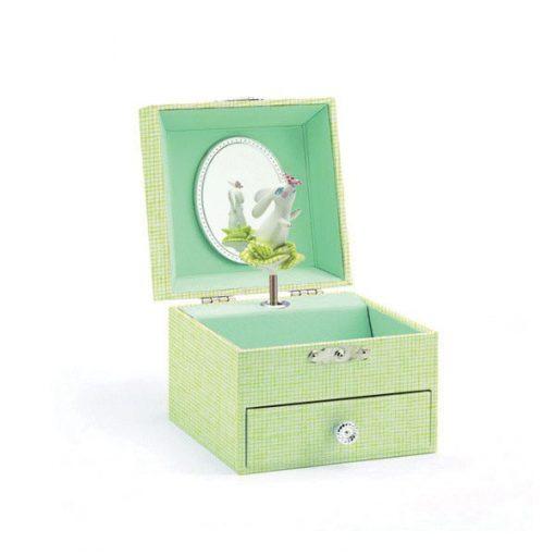 Hudobná skrinka - Zajačik 1